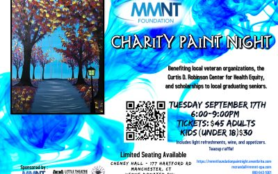 MMNT Foundation Charity Paint Night